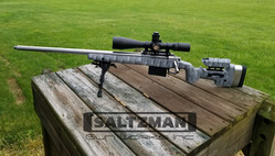 SGW built 300 Winmag with Defiance Receiver and McMillan A5 stock