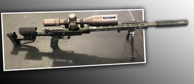 SGW built .308 Win with Defiance Receiver and XLR Chassis