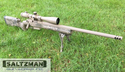SGW built 6.5 Creedmoor with Blueprinted Remington Receiver