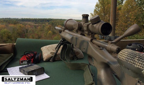 SGW built .308 Win with Blueprinted Remington Receiver and Manners stock