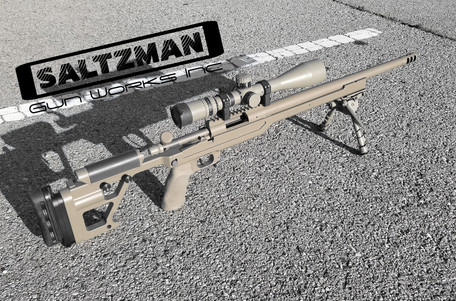SGW built .308 Win with Blueprinted Remington Receiver and R2 Chassis