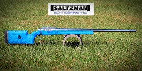SGW built .308 Win with Bat Machine Company Receiver and McMillan Fclass stock