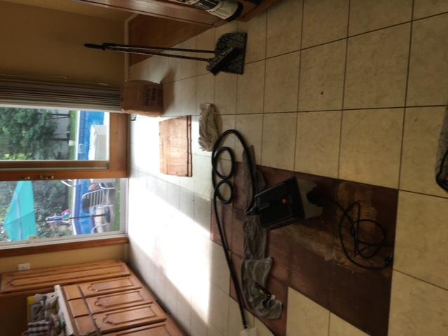 Beginning of Kitchen Remodel