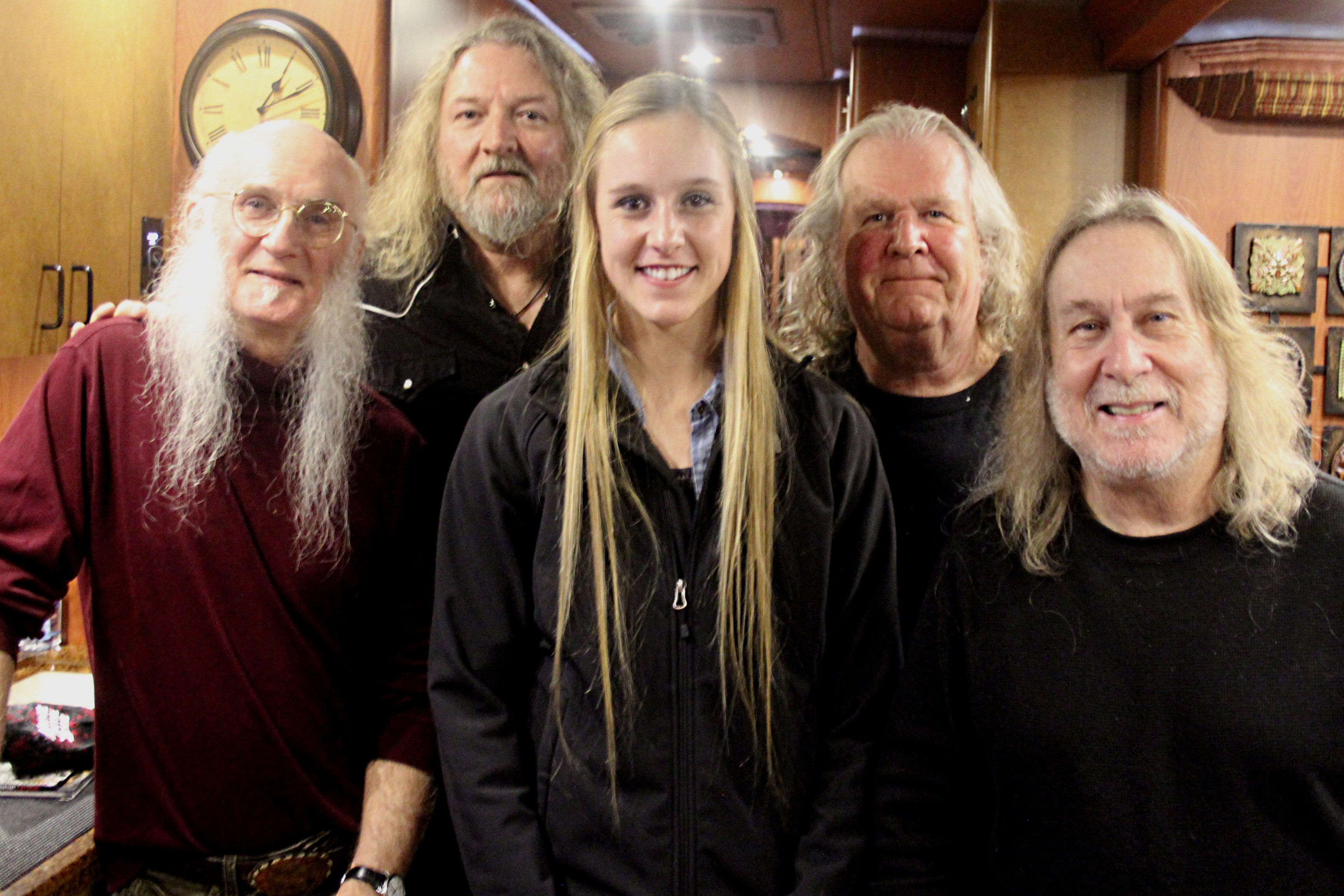 Kenzie and The Kentucky Headhunters