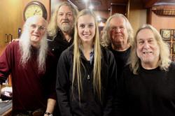 Kenzie and The Kentucky Headhunters