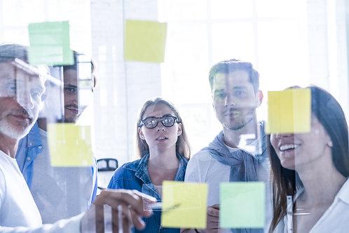 Design Thinking – Genuine Agility through Customer-Centric Innovation and Creati