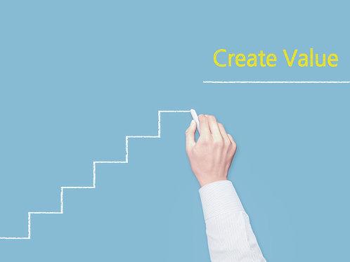 Lean Administration I: Increase value (virtual)