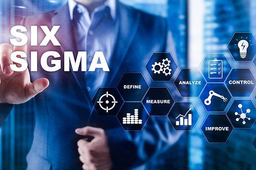 Six Sigma/Lean Certification: Yellow Belt