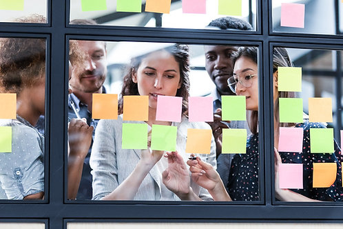 Let's be agile – Understand and apply agile working