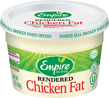 Rendered Chicken Fat