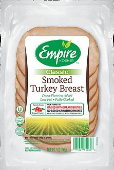 Smoked Turkey Breast - Slices
