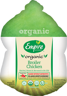 Organic Broiler Chicken