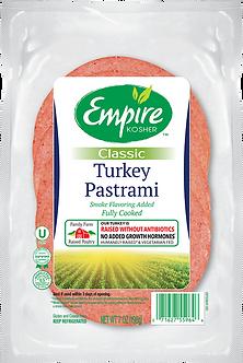 Turkey Pastrami - Slices