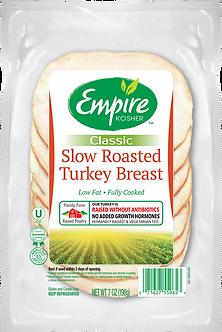 Slow Roasted Turkey Breast - Slices