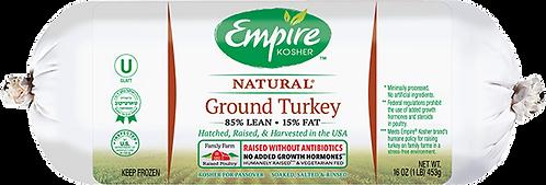 Ground Turkey - Frozen