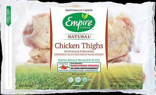 IQF Chicken Thighs