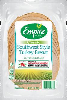 Southwest Style Turkey Breast - Slices