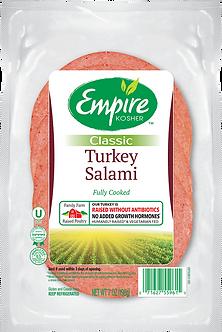 Turkey Salami - Slices
