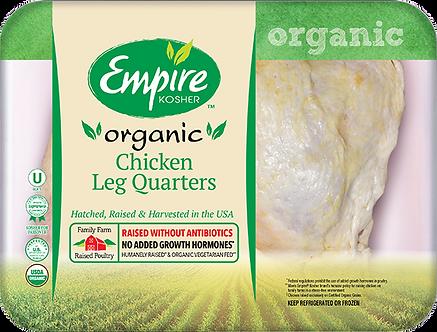 Organic Chicken Leg Quarters