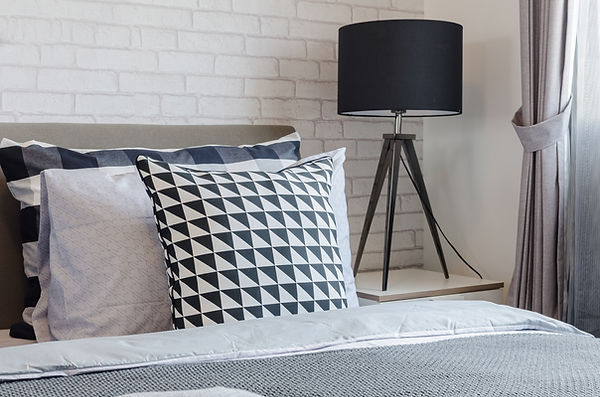 Soft furnishings, cushions, linen, curtains, furniture