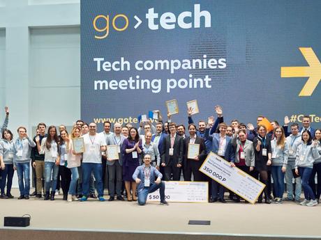 VideoOculograph Became the Winner of GoTech 2017