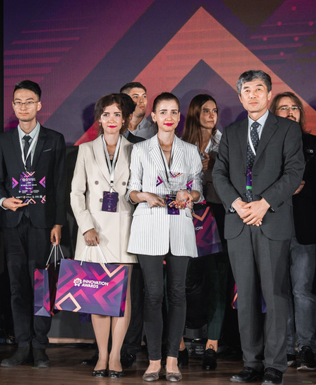 VideoOculograph was awarded by Russia-China Innovation Award 2019
