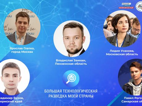VideoOculograph became the Winner of «Моя страна – моя Россия»