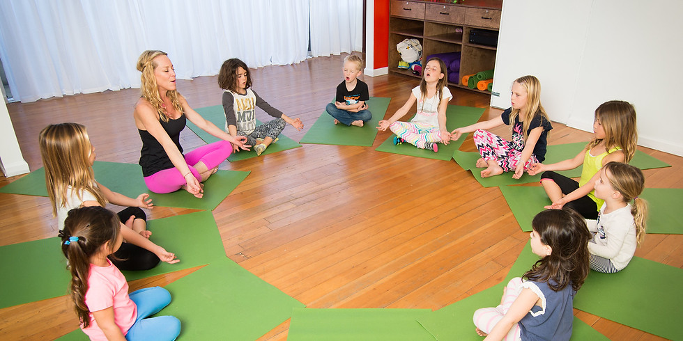 Summer Camp (Ages 4-8)