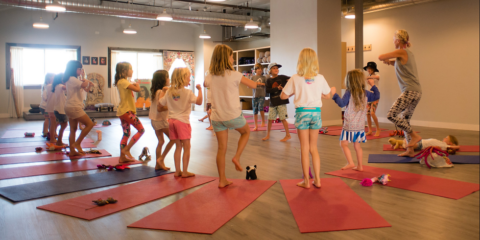 Summer Camp | 4-8 year olds | July 6-10