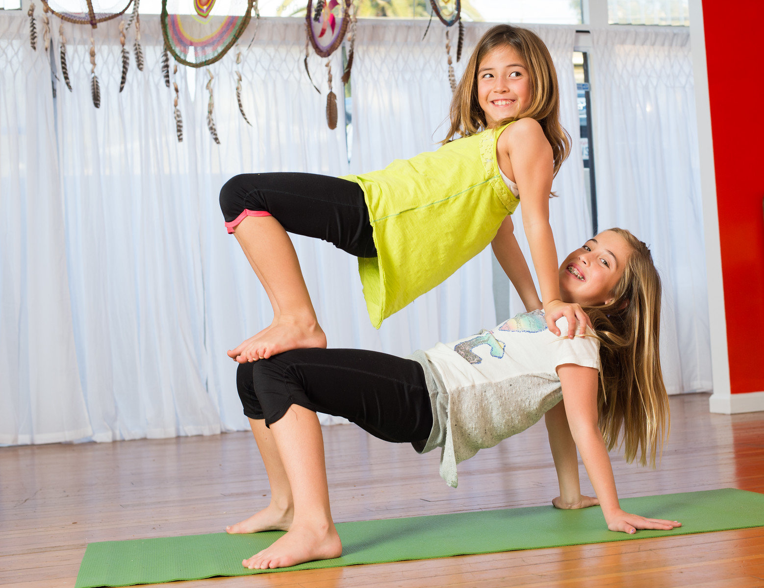 Big Kids Yoga ( Sept. 14)