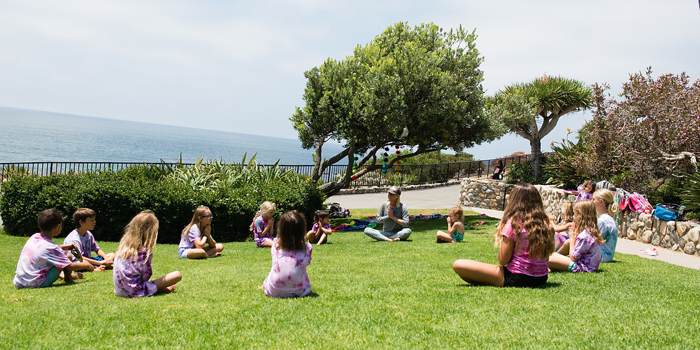 Spring Wednesday Outdoor Yoga Class 4pm