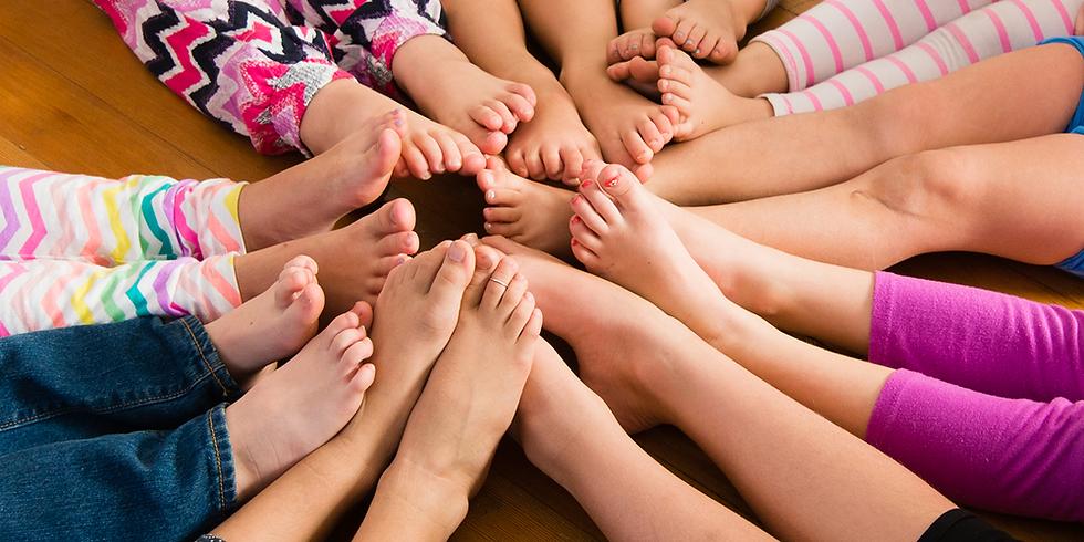 Yoga in the Preschool Classroom Teacher Training