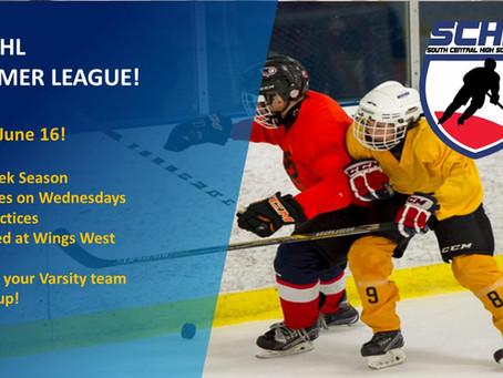 Summer League Announced!