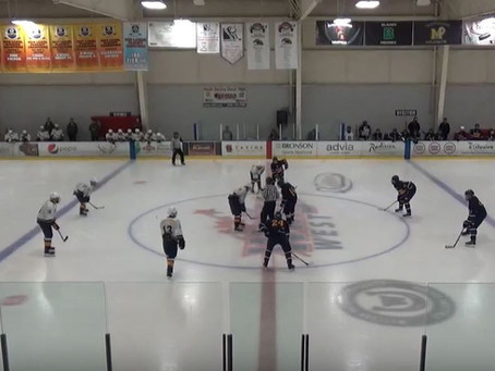 The New Hockey Season Kicks Off with A Series of Scrimmages