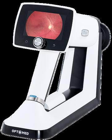 Optomed Aurora hand-held fundus camera