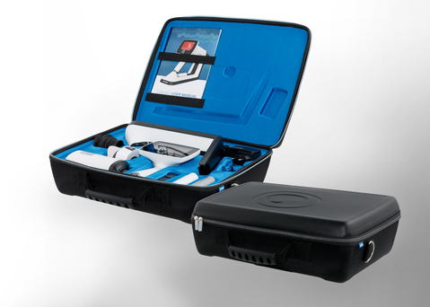 Optomed Aurora Carry Case Design