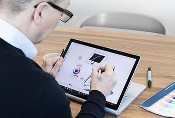 Alpo, Design Director concepting Optome Aurora hand-held camera