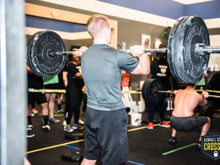 Tuesday, June 8th, 2021 WOD