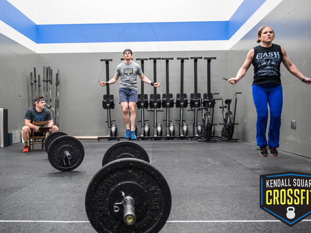 Tuesday, December 29th, 2020 WOD