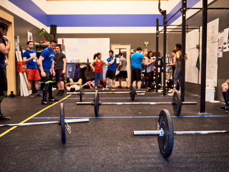 Monday, March 8th, 2021 WOD