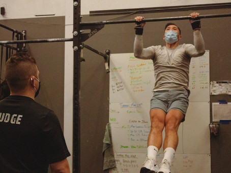 Tuesday, August, 10th, 2021 WOD