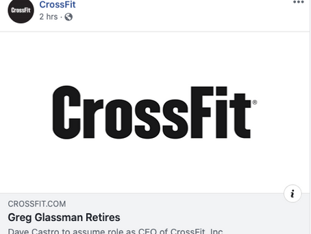 Wednesday, June 10th, 2020 At-Home WOD