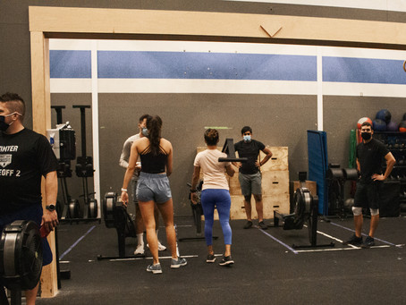 Monday, August 9th, 2021 WOD