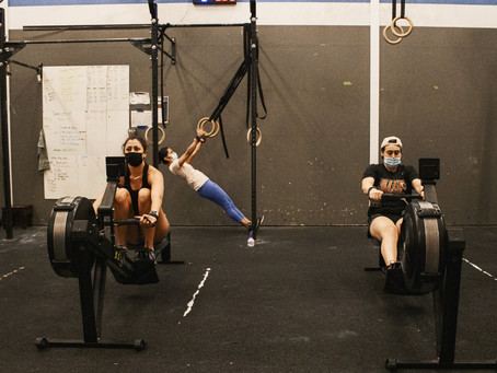 Tuesday, August 3rd, 2021 WOD