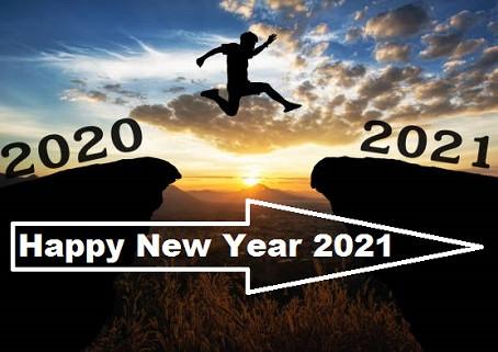 Happy New Year, 2021!!!