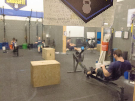 Thursday, June 11th, 2020 At-Home WOD