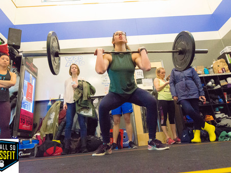 Wednesday, March 3rd, 2021 WOD