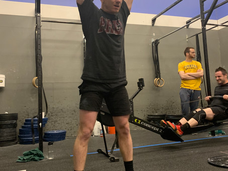 Tuesday, April 6th, 2021 WOD