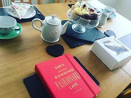 Cake Consultation