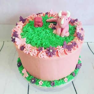 Children's Character Cake